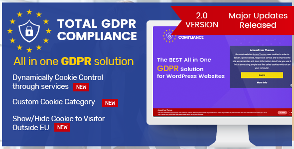 Total GDPR Compliance - WordPress Plugin for GDPR Compatibility 15